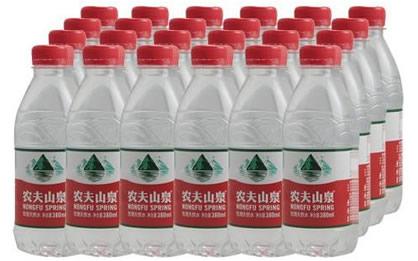 农夫山泉瓶装水多少升